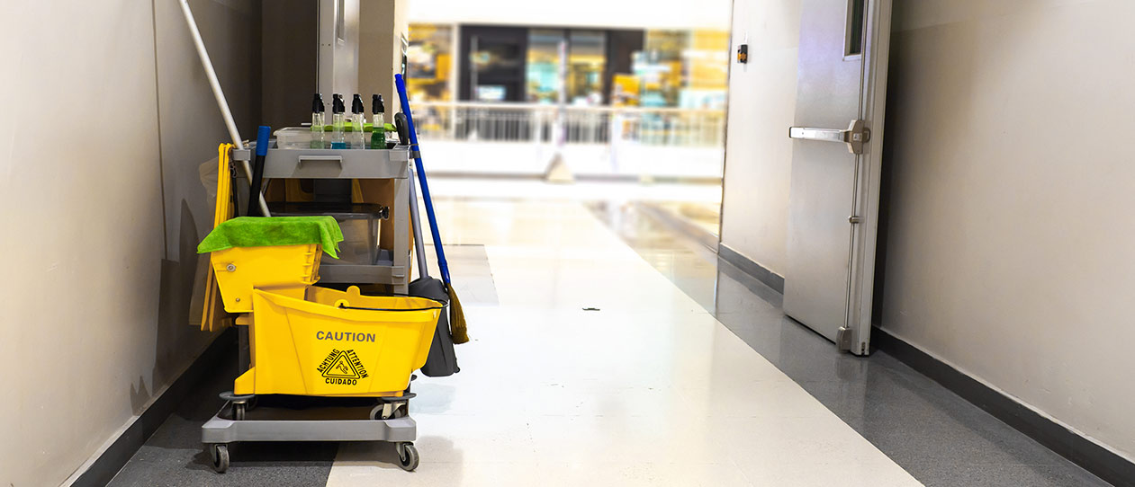 How good supply chain conduct benefits us all: COVID-19 cleaning at ISPT retail properties